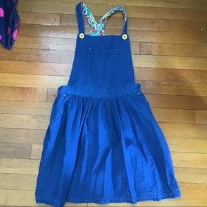 Mini Boden Blue Dress